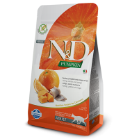 N&D Cat Herring si Dovelac, 1.5 kg