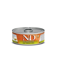 N&D Cat Mistret, Dovleac si Mar, Conserva 80 g