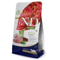 N&D Cat Quinoa Digestion Lamb 1.5 kg