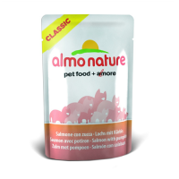 Almo Nature Classic Somon si Dovlecel 55 g