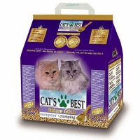 Pachet 3 x Nisip Cat's Best Nature Gold, 5 L