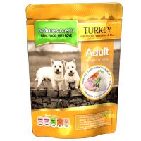 Natures Menu Adult Dog cu Curcan si Pui  300 g