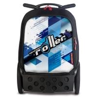Ghiozdan Roller NIKIDOM XL, Cool Blue