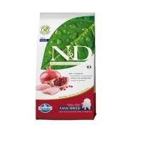 N&D Grain Free Puppy Maxi Pui si Rodie, 2.5 Kg