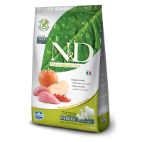 N&D Grain Free Adult Medium Mistret si Mar, 12 Kg