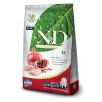 N&D Grain Free Puppy Maxi Pui si Rodie, 12 Kg