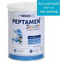 Nestle Peptamen Junior Pentru Regim Dietetic de la 1 An, 400 g