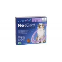 Nexgard Spectra L, 15-30 kg, 3 comprimate