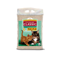 Nisip Extreme Classic Kitten&Long Hair, 12 L