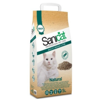 Asternut Igienic Sanicat Natural 5 litri