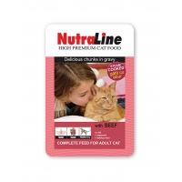Plic Pisica Nutraline Classic cu Vita, 100 g