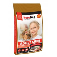Nutraline Dog Mini Adult 8 kg