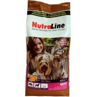 Nutraline Dog Mini Adult 12,5 kg