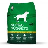 Nutra Nuggets Performance cu Pui 15kg + 3kg gratis