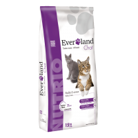 Everland Nutrio Cat All Breeds, 15 kg