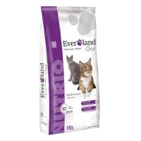 Everland Nutrio Cat All Breeds, 15 kg
