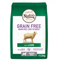 Nutro Grain Free Adult Senior, 11.5 Kg