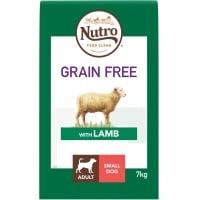 Nutro Grain Free Adult Talie Mica Miel, 7 Kg