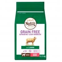 Nutro Grain Free Adult Talie Medie Miel, 11.5 Kg