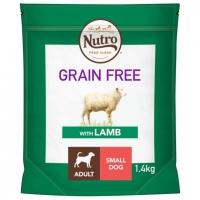 Nutro Grain Free Adult Talie Mica Miel, 1.4 Kg