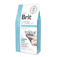 Brit Grain Free Veterinary Diets Cat Obesity 5 kg