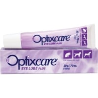Gel Oftalmic OptixCare Eye Lube Plus, 20 g