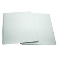 Coperti rigide A4, 20 buc./set, Metal-BIND OPUS - argintiu