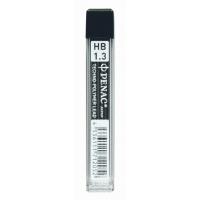 Mine pentru creion mecanic 1,3mm, 6/set, PENAC - HB