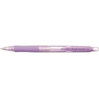 Creion mecanic PENAC Sleek Touch, rubber grip, 0.5mm, varf metalic - accesorii violet pastel