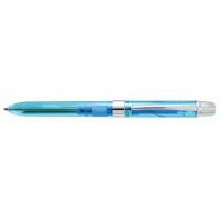 Pix multifunctional 2 culori + creion mecanic 0,5mm + 2 radiere PENAC + mine 0,5 mm ELE 001 -blue