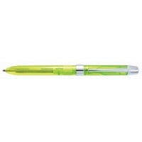 Pix multifunctional 2 culori + creion mecanic 0,5mm + 2 radiere PENAC + mine 0,5 mm ELE 001 -green