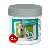 Pachet 2 x Pet Phos Ca/P = 1.3, 100 Tablete