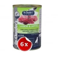 Pachet 6 Conserve Dr. Clauder's Selected Meat Miel si Mar, 400 g