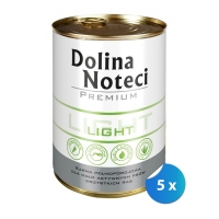 Pachet 5 Conserve Dolina Noteci Light 400 g