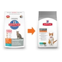 Hill's SP Feline Adult cu Ton, 2 kg