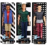 Papusa Barbie Fashionistas Baiat Diverse Modele