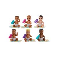 Papusa Barbie Gama Family Bebelusi Diverse Modele