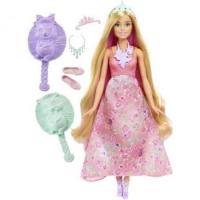 Papusa Barbie Printesa Parului Fara De Sfarsit