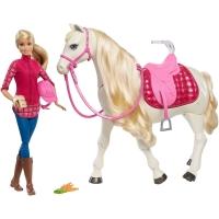 Papusa Barbie Si Calutul