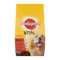 Pedigree Adult Vita si Pasare, 10 kg