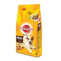 PEDIGREE Vital Protection Mini Adult, Pui și Legume, hrană uscată câini, 2kg