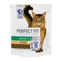 PERFECT FIT Cat Sterile, Pui, hrană uscată pisici sterilizate, 1.4kg