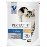 Perfect Fit Cat Indoor cu Pui, 190 g