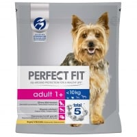 Perfect Fit Dog Adult Small cu Pui, 1.4 kg