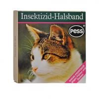 Zgarda antiparazitara pentru pisici Pess