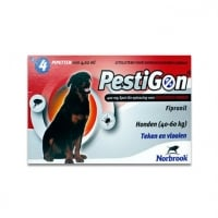 Pestigon Dog XL, 40-60 kg, 4 pipete