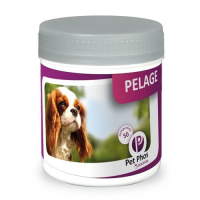 Supliment Nutritiv Pet Phos Pelage, 50 tablete