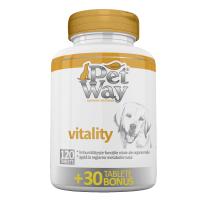 Petway Vitality, 120 tablete + 30 tablete GRATIS