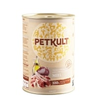 Petkult Adult Dog Miel 400g