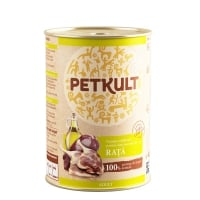 Petkult Adult Dog Rata 400 g